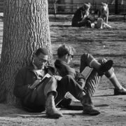 André Kertész -On Reading
